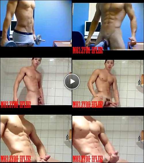 hot men underwear model video